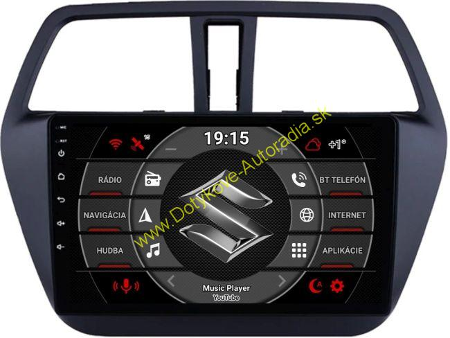 AMARK AM9654 SUZUKI SX4 S-CROSS AUTORADIO NAVI ANDROID