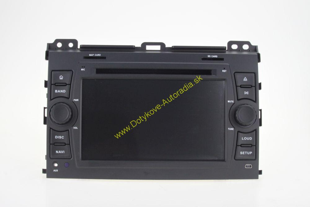 AMARK AM7024 TOYOTA LAND CRUISER PRADO AUTORADIO NAVI ANDROID