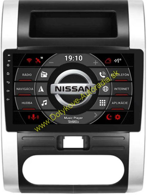 "AMARK AM9901 NISSAN X-TRAIL 10"" AUTORADIO NAVI ANDROID"