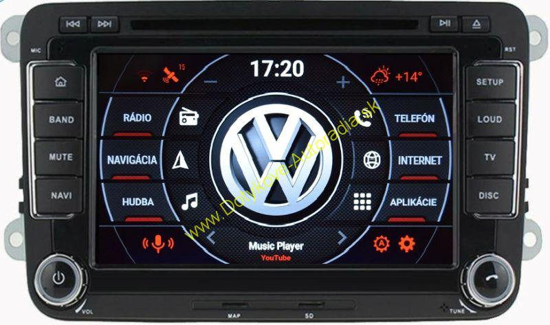 "AMARK AM7019V VW SKODA SEAT 7"" AUTORADIO PASSAT GOLF TOURAN SHARAN TIGUAN OCTAVIA SUPERB LEON ALTEA atd"