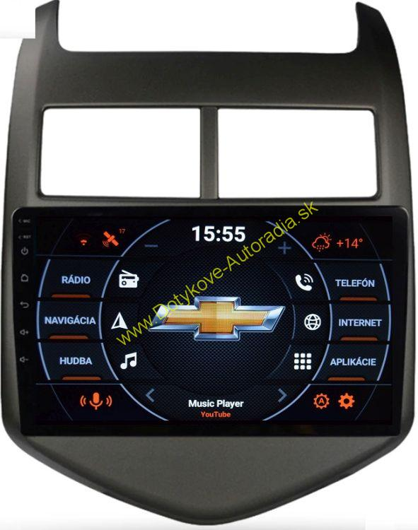 AMARK AM9310 CHEVROLET AVEO ANDROID AUTORADIO NAVI