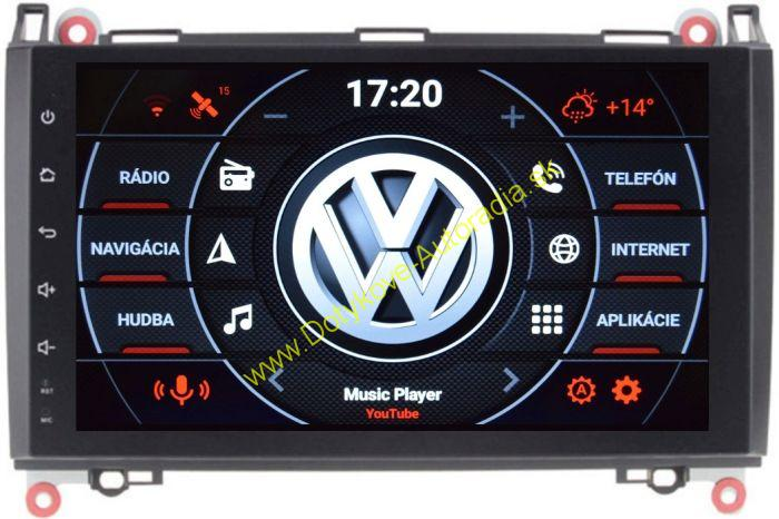 "VW CRAFTER 9"" ANDROID NAVI"