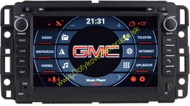 AMARK AM7051 GMC CHEVROLET HUMMER BUICK ANDROID AUTORADIO NAVI