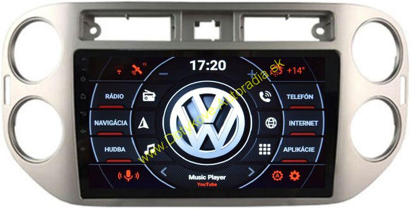 TIGUAN / GOLF Plus ANDROID NAVI