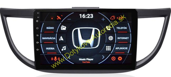 "AMARK AM1005 HONDA CRV HIGH LINE 2012+ 10"" ANDROID AUTORADIO NAVI"