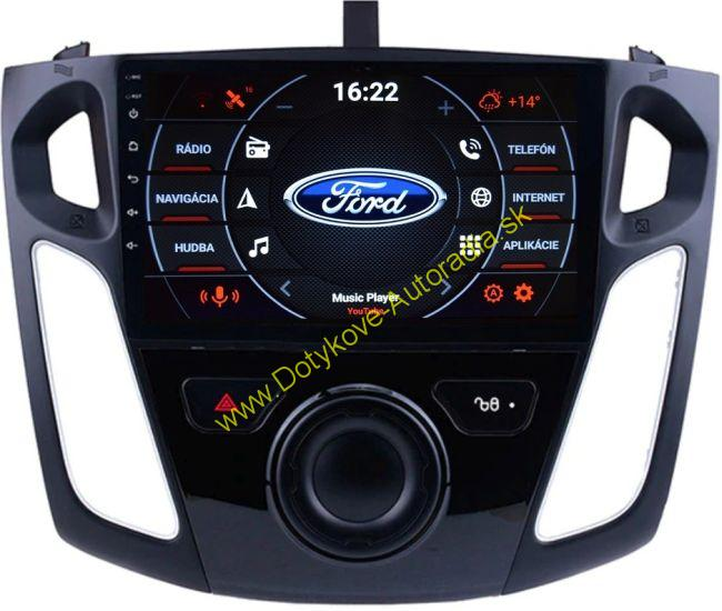 FORD FOCUS 3 ANDROID NAVI