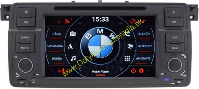 "BMW 3 E46 7"" ANDROID NAVI"