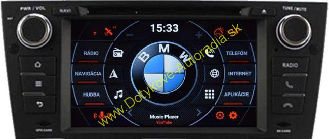 BMW 3 E90 91 92 93 ANDROID NAVI