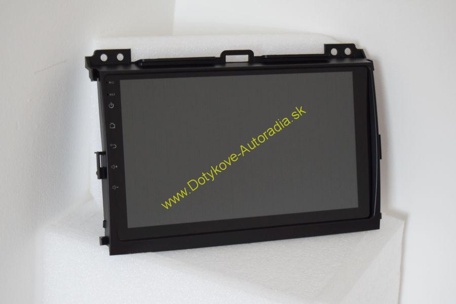 AMARK AM9317 Toyota Land Cruiser Prado ANDROID AUTORADIO NAVI