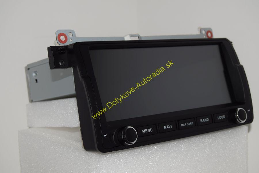 AMARK AM9020 BMW3 E46 ANDROID AUTORADIO NAVI
