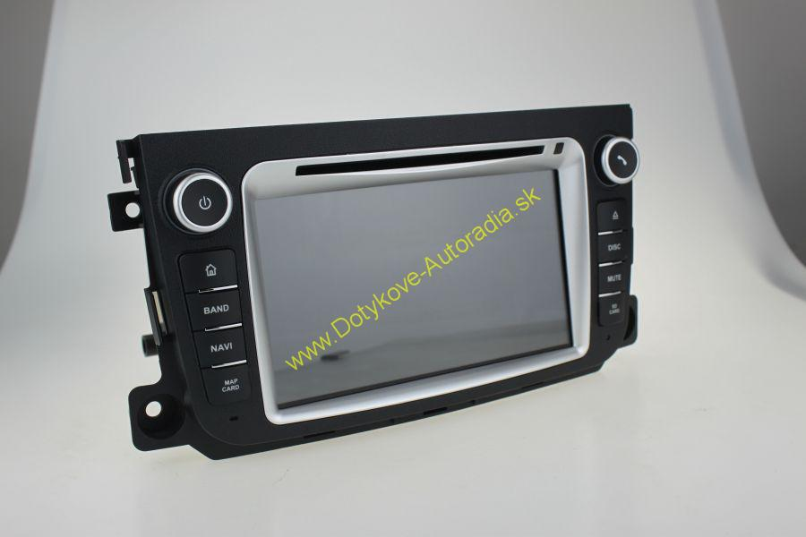 AMARK AM7014 SMART 2012-15 AUTORADIO NAVI ANDROID
