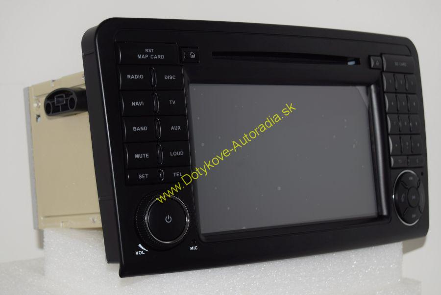 "AMARK AM7008 MERCEDES ML W164 GL X164 7"" AUTORADIO ANDROID NAVI"