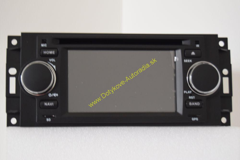 JEEP CHRYSLER DODGE special ANDROID NAVI