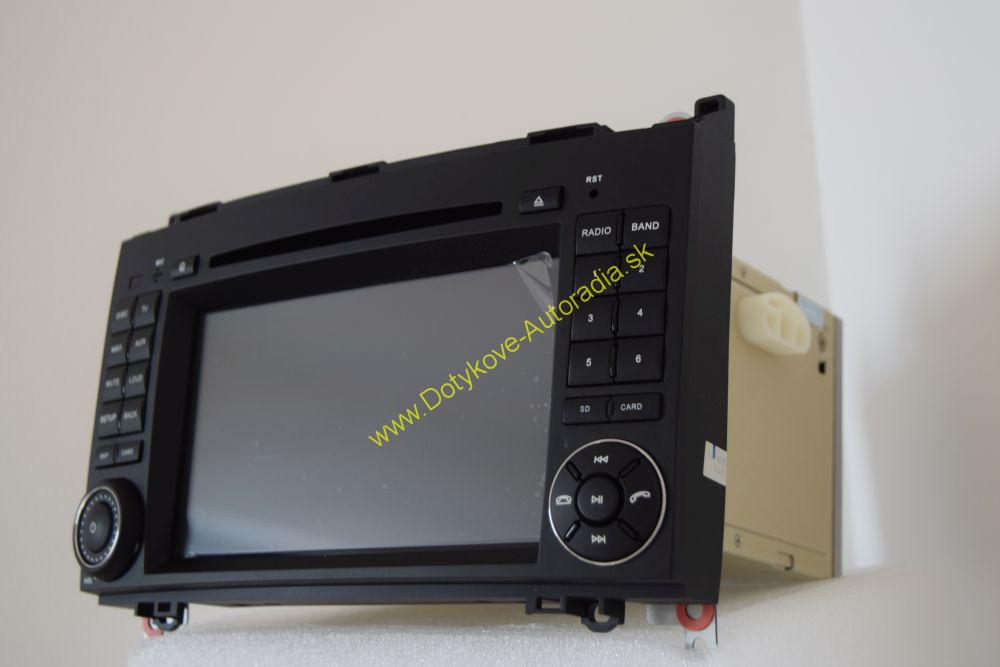 "VW CRAFTER 7"" ANDROID NAVI"