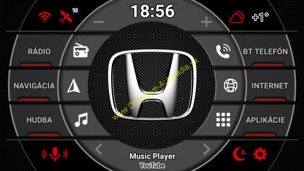 AMARK AM9341 HONDA CIVIC 2006-2012 AUTORADIO ANDROID NAVI