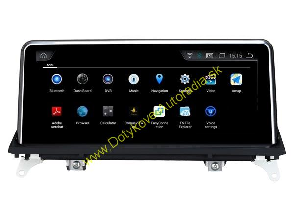 AMARK AM4001 BMW X5 X6 CCC ANDROID AUTORADIO NAVI