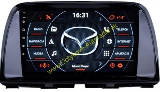 "AMARK AM9607 MAZDA CX-5 9"" AUTORADIO ANDROID NAVI"