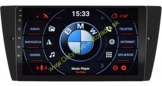 AMARK AM9327 BMW 3 E90 91 92 93 ANDROID AUTORADIO NAVI