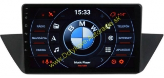 AMARK AM9903 BMW X1 E84 2009-2013 ANDROID AUTORADIO NAVI