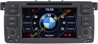 "AMARK AM7001 BMW 3 E46 7"" ANDROID AUTORADIO NAVI"