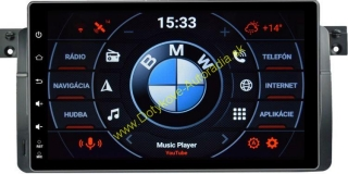 "AMARK AM9003 BMW 3 E46 9"" ANDROID AUTORADIO NAVI"