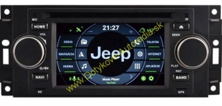 AMARK AM6833 JEEP CHRYSLER DODGE special ANDROID AUTORADIO NAVI