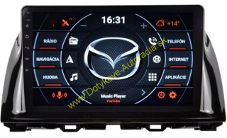 "AMARK AM9608 MAZDA CX-5 10"" AUTORADIO ANDROID NAVI"